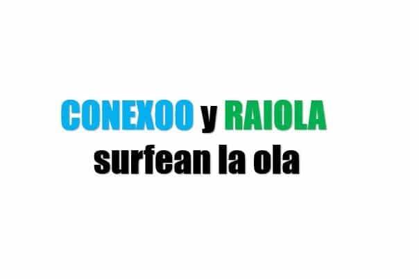 CONEXOO y Raiola te invitan a surfear Olas Gigantes